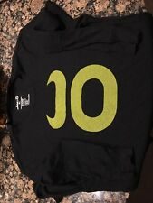 Men's JACO Black/yellow Bamboo Thermal Shirt-Sz Large-brand New With Tag - Rare