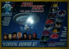 1995 Star Trek The Next Generation Space Age Crystal Growing Kit NEW Sealed