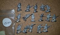 Flames of War - WW2 Ground Forces - Russian Infantry - 1/100 scale