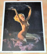 Gil Elvgren Classic Gay Nymph Pin-Up  Large Picture TASCHEN
