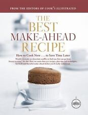 The Best Make-Ahead Recipe-cook book-cook's illustrated