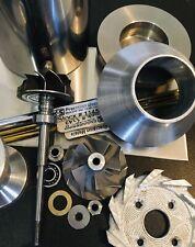 Miniature CNC Model Jet Engine Kit