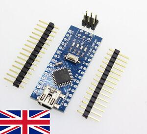 Compatible Arduino Mini Nano V3.0 ATmega328 Mini USB UK Seller.Arduino Nano V3.0