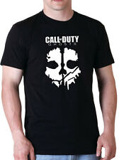 Inspired GAME ICONZ CALL OF DUTY BLACK OPS Unisex T shirts COD GHOSTS PS3 XBOX
