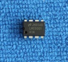 10pcs LMC6001AIN Ultra Ultra-Low Input Current Amplifier DIP-8