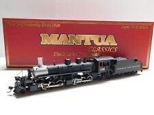 HO Scale - Mantua - Norfolk & Western 2-6-6-2 Articulated Steam Locomotive Train