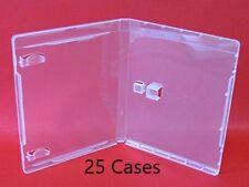 25 pcs Flash USB FLASH Drive Cases Super Clear