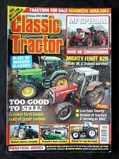 Classic Tractor, February 2013, Mighty Fendt 626, MH Special, Marshall, Classics