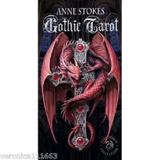 Anne Stokes Gothic Tarot NEW Sealed 78 Card Deck Stunning Fantasy Art Divination