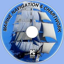 Aprender a leer Marine Gráficas & NAVIGATION MAPAS Parcela Cursos & Tides etc