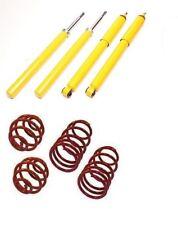 sport suspension lowering kit springs shock absorber BMW E30 Series 3