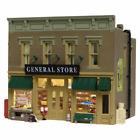 Woodland Scenics Ho Lubener'S General Store (Lit) *, #WS-BR5021