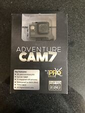 UltraproX Adventure Cam 7 New In Box! With 30 Piece Accessory Kit Full HD