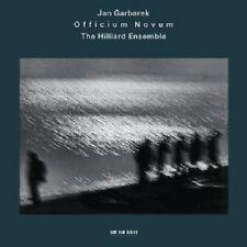 """JAN GARBAREK """"OFFICIUM NOVUM"""" CD NEU"""