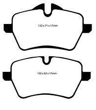 EBC Brakes UD1204 EBC Ultimax  Brake Pads