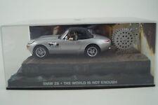 Modellauto 1:43 James Bond 007 BMW Z8 *Die Welt ist nicht genug Nr. 4