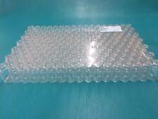 215 NEW Clear Glass Bottle Rubber Cap Lid Vial 10 ml 24 x 50 mm Gerreshemeier