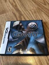 Professor Heinz Wolff's Gravity (Nintendo DS, 2009) - Tested Works VC2