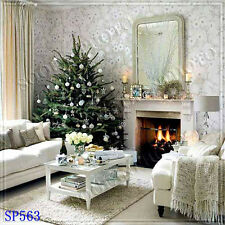 Christmas 10'x10' Computer-painted Scenic Photo Background Backdrop SP563B881