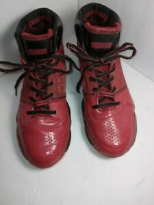 US SIZE 11.5 ADIDAS ORIGINALS Adidas Adizero D Rose 1 Basketball - Scarlet/black