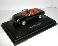 Schuco - Ford Thunderbird Cabrio - schwarz - 25940 - Modellauto - 1:87 - NEU