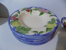 Franciscan Orchard Glade Pasta Soup Bowl England CHOICE OF 1