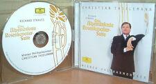 Eine Alpensinfonie/Rosenkavalier-Suite von CHRISTIAN THIELMANN,Wiener Philh. DG