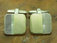 835 gemelli argento/parte dorato/in puro argento/13,1g