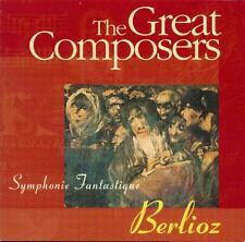 BERLIOZ: SYMPHONIE FANTASTIQUE / BAMBERG SYMPHONY ORCHESTRA/ JONEL PERLEA (1996)