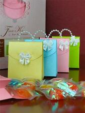 50 Pearl Handle Favour Boxes.Weddings & Bridal showers, parties All Occasions