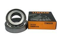 USA TIMKEN 30308 Tapered Roller Bearing Assembly 40X90X23mm Wheel Bearings