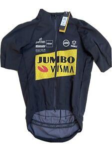 Jumbo Visma Team issue Bianchi GABBA SS NEOSHELL WINTER THERMAL JACKET BNIB SML
