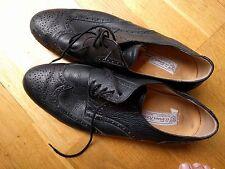 Men's Werner Kern Tango shoes 12.5 US  black leather