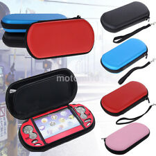 Portable Hard Carry Zipper Case Bag Game Pouch For Sony PSP PS Vita PSV2000/1000
