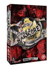 WWE The History Of The Hardcore Championship 24:7 [3 DVDs] *NEU* DVD