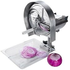 "Nemco Easy Vegetable Fruit Slicer N55200AN 1/16"" - 1/2"" adjustable + $10 rebate!"