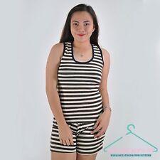 Fashionista Women's Sando & Short Terno
