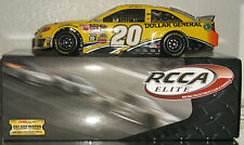 2014  RCCA MATT KENSETH #20 DOLLAR GENERAL ELITE 1/24 CAR#59 OF 120 MADE RARE