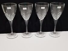 Royal Doulton Earlswood Set of 4 Wine Goblets NEW