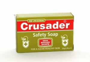 The Original Crusader Safety Soap 2.85 oz~ For Healthier Skin💕
