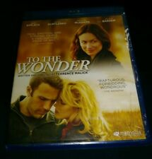 To the Wonder [Blu-ray] NEW, SEALED