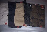 BOYS ARIZONA CARGO SHORTS MULTIPLE COLORS AND SIZES NEW WITH TAGS MSRP$30-$34