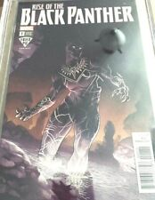 RISE OF THE BLACK PANTHER #1 CGC 9.2, 2018 , FRIED PIE EDITION