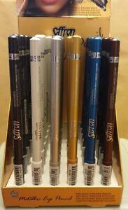 Saffron Metallic Eyeliner Pencil