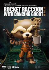 Rocket Raccoon & Dancing Groot, Egg Attack Action EAA-023 Action Figure