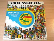 "EX -!!! Nicodème/OS CONNECTION/1981 Greensleeves 12"" SIMPLE/LEROY SMART"