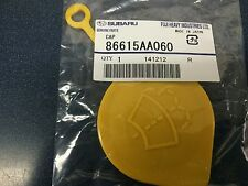 SUBARU 1990-2006 GENUINE OEM WASHER RESERVOIR CAP Impreza Forester Legacy New