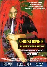 Christiane F. - Wir Kinder vom Bahnhof Zoo von Uli Edel   DVD   Zustand gut