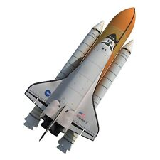 Discovery Space Shuttle NASA Spacecraft Desktop Kiln Dry Wood Model Regular New