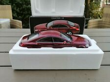 1:18  NOREV HQ MERCEDES BENZ CLS 350 RED 2010  NM BOX